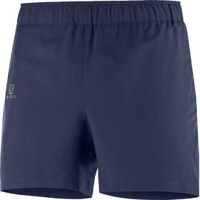 "Salomon Agile Pantaloncini 5"" Uomo, blu"
